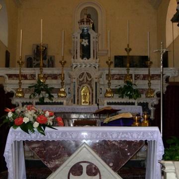 Chiesa Parrocchiale - Altare maggiore
