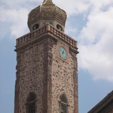 Chiesa Parrocchiale campanile