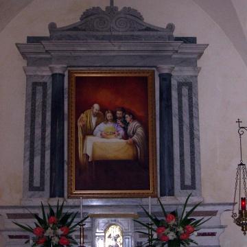 Chiesa Parrocchiale Cappella del Santissimo Sacramento