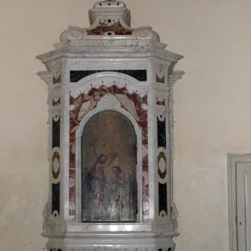 Chiesa Parrocchiale - Fonte Battesimale