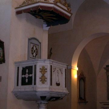 Chiesa Parrocchiale - Pulpito