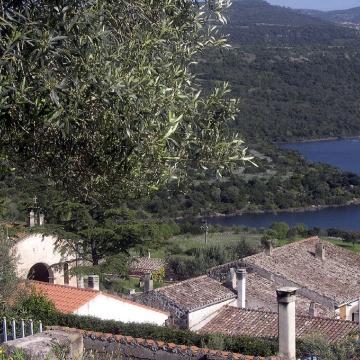 Novenario di San Serafino - Veduta della chiesa