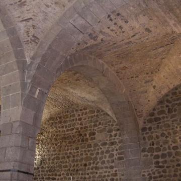 La torre Aragonese - Interni